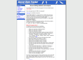 soccerstatstracker.com