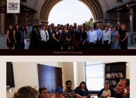 soci.txstate.edu