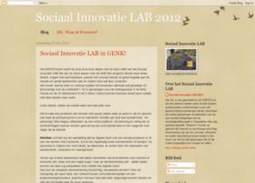 sociaalinnovatielab.blogspot.com