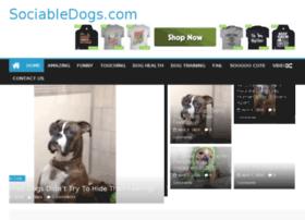 sociabledogs.com