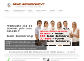 social-bookmarking.ro
