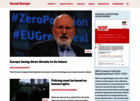 social-europe.eu