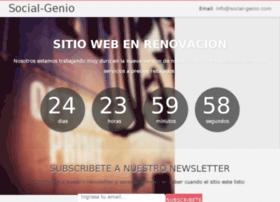 social-genio.com