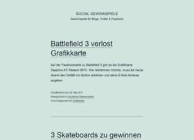 social-gewinnspiele.de