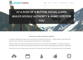 social-llama.com