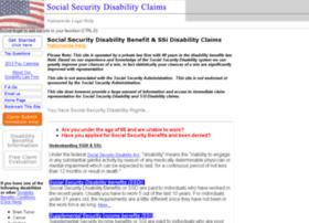 social-security-disability-claims.org