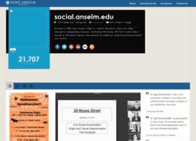 social.anselm.edu