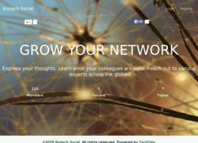 social.biotechmill.com