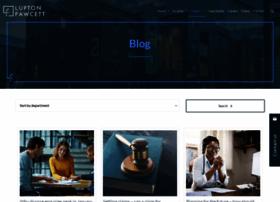 social.luptonfawcett.com