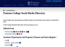 social.pomona.edu