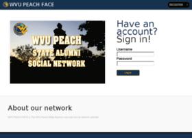 social.wvupeach.com