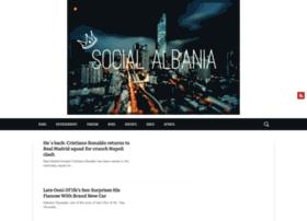 socialalbania.com