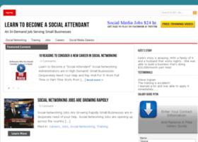 socialattendant.com