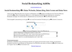 socialbookmarkaddon.com