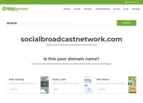socialbroadcastnetwork.com