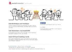 socialcalendar.com