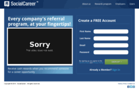 socialcareer.com
