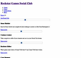 socialclub.rockstargames.com