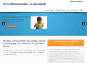 socialcommunicationspecialists.com