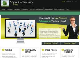 socialcommunitytree.com