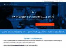 socialekaartnederland.nl
