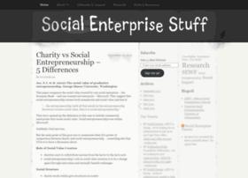 socialenterprisestuff.wordpress.com