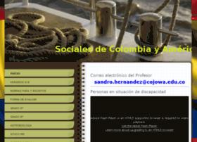 socialesdecolombiayalatina.jimdo.com