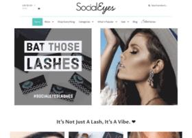socialeyeslashes.com
