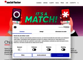 socialfactor.it