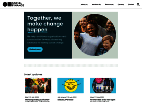 socialfinance.org.uk