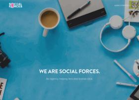 socialforces.com