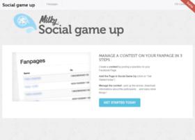 socialgameup.milky.fr