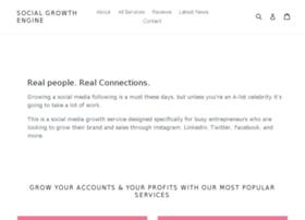 socialgrowthservice.com