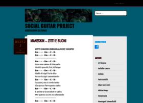 socialguitarproject.com