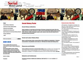 socialhistoryportal.org
