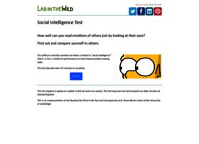 socialintelligence.labinthewild.org