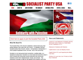 socialistparty-usa.org