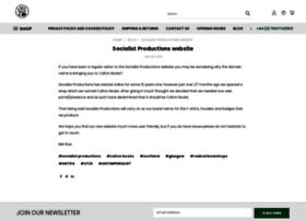 socialistproductions.org