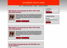 sociality.fr