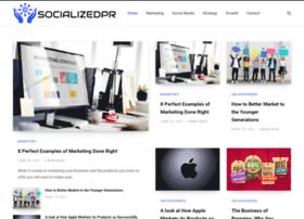 socializedpr.com