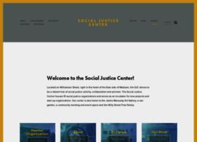 socialjusticecenter.org