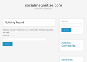 socialmagnetize.com