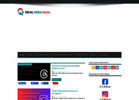 socialmediadata.com