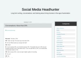 socialmediaheadhunter.com