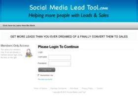 socialmedialeadtool.com