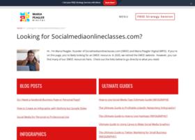 socialmediaonlineclasses.com