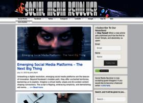 socialmediarevolver.com