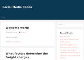 socialmediarodeo.com