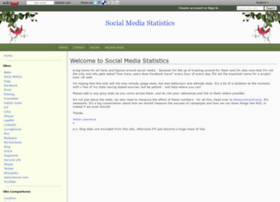 socialmediastatistics.wikidot.com