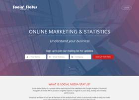 socialmediastatus.com